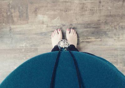 Bola de Grossesse à Personnaliser, bijou pour femme enceinte